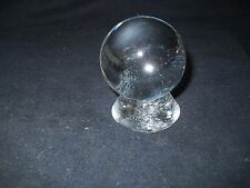 "Hand made SAMMY Sam Hogue 1 3/4"" Marble crystal 2012 ECS4"