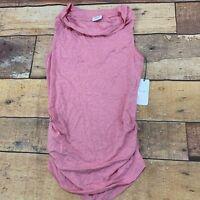 Jofit Golf Womens Sleeveless Shirt New NWT Pink Size Small D129
