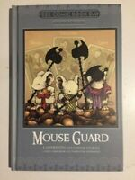 """Archaia: """"Mouse Guard""""- Labyrinth and Other Stories-Anthology~ HC- 2014-NM+!"""
