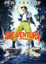 DVD *** ACE VENTURA EN AFRIQUE *** JIM CARREY