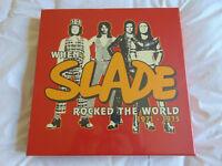 Box Set: Slade : When Slade Rocked The World 1971 - 75 : Vinyl 4LPs, 2CDs & More