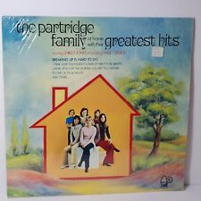 The Partridge Family At Home Greatest Hits (Vinyl LP Album 1972)