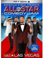 Shaquille O'Neal Presents All Star Comedy Jam: Live From Las Vegas [Ne