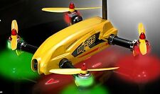 NWE!! RM42507XEW  MR25 Racing Quad Combo - Yellow