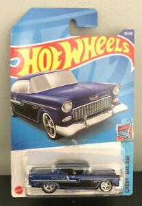 2022 Hot Wheels Super Treasure Hunt '55 Chevy, A Case
