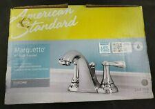 "American Standard Marquette 4"" Bath Faucet Chrome"