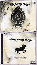 Dirty Pretty Things (Libertines) - Bang Bang Your Dead - Scarce 7trk CD/DVD set