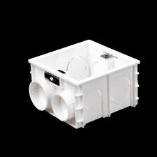Standard Internal Mount Box For 86mm*86mm Wall Light Switch CV