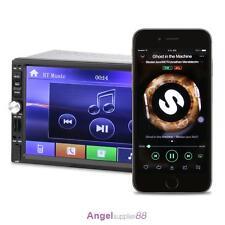 7'' Double 2DIN In Dash GPS Navi Car MP5 TV Player Bluetooth Auto Stereo Radio A