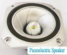 1pcs 79*79MM 2ohm 30-100W Piezo horn Speaker tweeter 55HZ-30KHZ