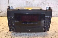 MERCEDES Classe un lettore CD A1698206189 W169 Unità Stereo due volumi 2007 MF2750