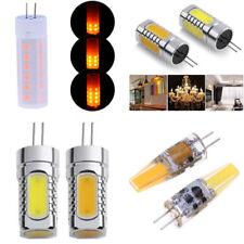 G4 Flickering Flame Fire Effect LED Bulb Corn Light Retro Decoration Lamp 12V2W