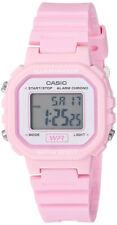 Casio Illuminator Women's Digital Pink Resin Band 30mm Watch La20wh-4a1
