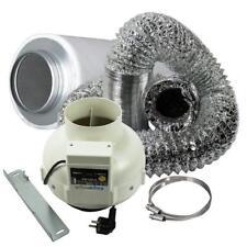 Prima Klima-Set Lüfter 220/400m3/h Aktivkohle AKF 360m³ - 480m³ Eco line Filter