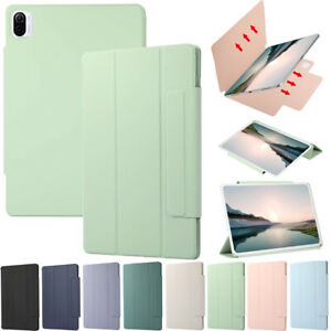 """For Xiaomi Mi Pad 5 / Pad 5 Pro 11"""" Smart Sleep Magnetic Leather Flip Case Cover"""