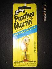 Panther Martin 4 PM-BRT-D 1/8-oz Brtrt Drs Fishing Spinner Lure