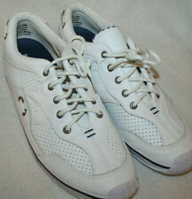 Women Sperry Top-Sider Portside White Athletic Sneaker Shoe Size 10