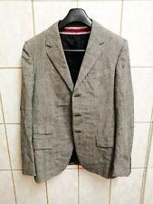 ALEXANDER MCQUEEN Men Blazer Suit Jacket Coat Grey SZ XL