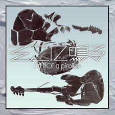 SOKONINARU I'm NOT a pirolian 2015 CD New Progressive Mixture Rock w/Tracking #