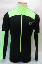 New Pearl Izumi Men's Pro Pursuit Cycling Bike Medium Jersey Long Sleeve Black