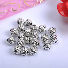 100& Tibetan Silver, Gold, Bronze, Charms Spacer Beads - Choose 4MM 6MM 8MM A117