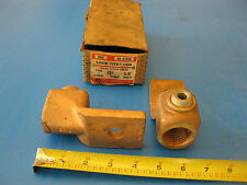 2 MCM 750 1000 Thomas Betts 31019 brass lock tite Lug 5/8 bolt
