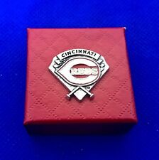 Cincinnati Reds Baseball Diamond Pin Lapel Pin Hat Pin Baseball Pin NEW