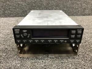 011-00455-60 Garmin GTX330 Transponder Radio W/ Tray & Mods (V: 14-28) (JB)
