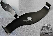 Mulchmesser Hächselmesser Freischneidermesser 300x25,4x4  2 Zähne
