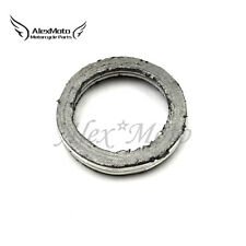 22mm Exhaust Muffler Gasket For GY6 49 50 125cc 150cc Chinese Scooter Gas Moped