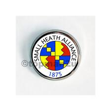 New, Quality Circular Metal Pin Badge - Small Heath Alliance - BCFC, Birmingham