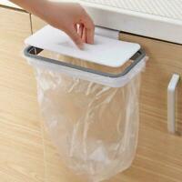 Rubbish Cupboard Racks Bracket Hanging Garbage Waste Holder Kitchen Hanger T2Q8