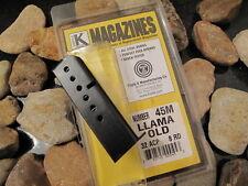 1 Single LLAMA OLD .32 MAGAZINE Mag Mags USA MADE 32 7RD LAMA Mugica Tauler