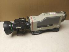 Sony Color Video Camera DXC-3000 w/ lens J15x9.5B4 KRS DXC-M3/DXC-6000