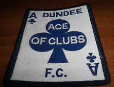 DUNDEE FC PATCH ACE OF CLUBS