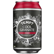 TEMPT Cool Granate Cider 4,5% vol 24 x 33cl Tray