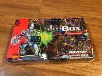 1993 Skybox Marvel Universe Series IV (4) Factory Sealed Box