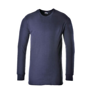 Portwest Thermal Baselayer Long Sleeved Top - B123
