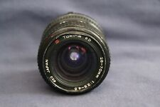 Minolta camera Lens/Tokina SD 28-70mm Zoom Lens