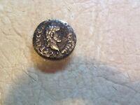 NERO 64AD Rome MARS GOD OF WAR Authentic  Silver Roman Denarius Coin  FRAMED lot