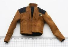 Hot Toys 1/6 Scale Star Wars MMS492 Han Solo Figure - Jacket