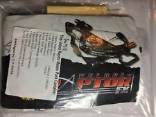 Barnett Veloci Raptor FX Master Pack Accessories - Manual Included - Great Value