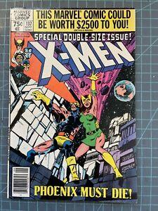 MARVEL X-MEN #137 DEATH OF JEAN GREY PHOENIX