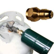 Lp Gas 1 Lb Cylinder Tank Coupler Heater Bottles Coleman Propane Refill Adapter