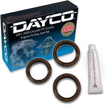 Dayco Engine Timing Seal Kit for 2001-2009 Chrysler PT Cruiser 2.4L L4 - ab