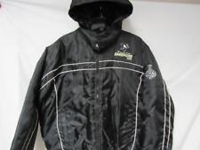 Pittsburgh Penguins Mens Size XL 2009 Stanley Cup Champions Winter Jacket B1 186