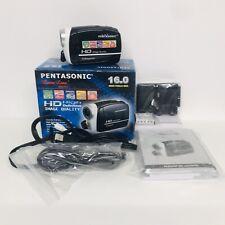 Pentasonic GB-525 Laser Lente de Cámara Hd Dvr