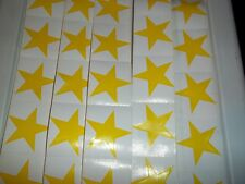 LOT OF 50 TANNING BED STICKERS BODY ART TATTOOS  STAR