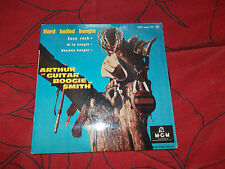 Guitar boogie - Arthur Smith - hard boiled boogie  disque MGM n° EPF 80