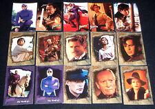 1996 Inkworks THE PHANTOM  * 90-card set (Billy Zane)